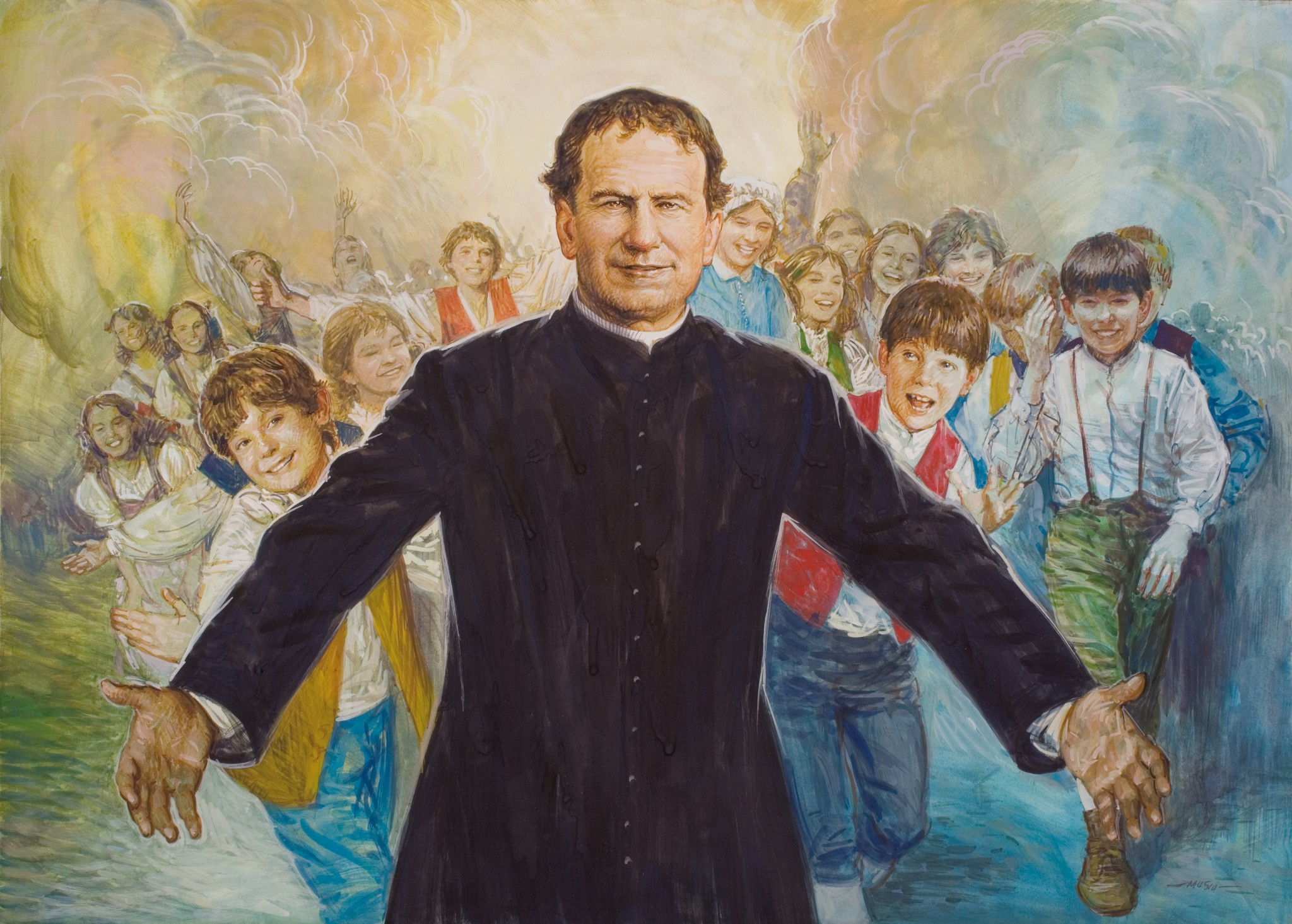 Don Bosco: St. Francis School